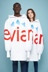 Collection Rad x Evian