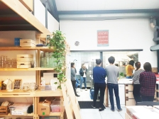 Atelier de cuisine ayurvedique au Foodlab Volumes